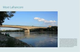 Most Lafranconi - Mosty na území Slovenska