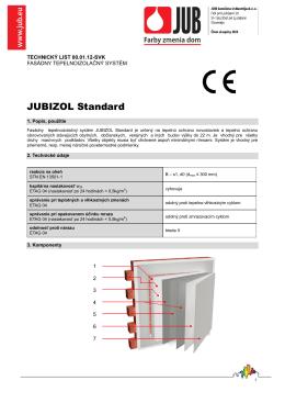 JUBIZOL Standard