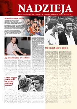 Raptularz 2013 - Fundacja im. Jacka Kaczmarskiego