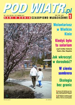 czasopismo młodzieżowe