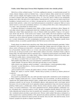 Prečítajte, (stiahnite) si ukážku z knihy vo formáte pdf