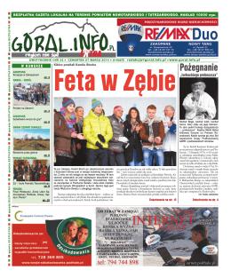 Nr 32/2014 - Goral.info.pl