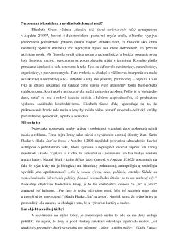 esej lindovska - Bábkové divadlo na Rázcestí
