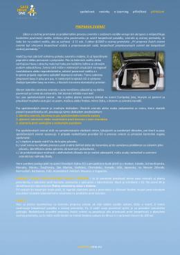 PREPRAVA ZVIERAT safedriveone.eu