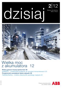 Magazyn dla klientów ABB w Polsce