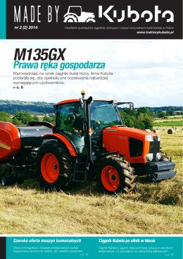 Made by Kubota - ALDO - maszyny rolnicze, transport, pasze