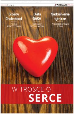 W TROSCE O - Warsaw Press