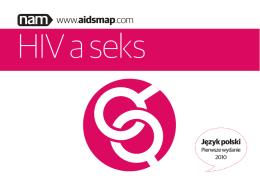 HIV a seks