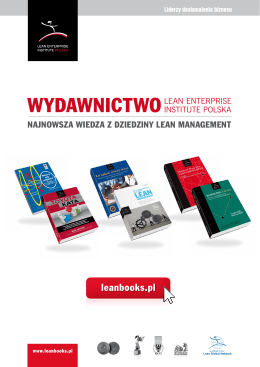 leanbooks.pl - Lean Enterprise Institute Polska