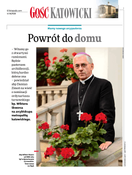 Gość Katowicki 44/2011 (pdf)