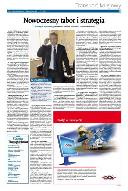 PDF - Polska Gazeta Transportowa nr 41