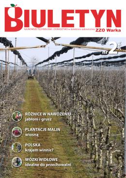 Biuletyn 2/2014 - Zakład Zaopatrzenia Ogrodniczego
