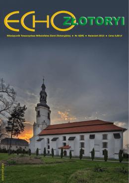 2013-04 - Echo Złotoryi
