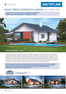DOMaBYT 12 2013.indd - Rodinné domy EUROLINE