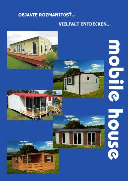 Katalóg 2 - Mobile house sro