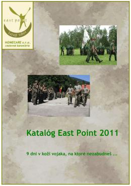 Katalóg East Point 2011_HC