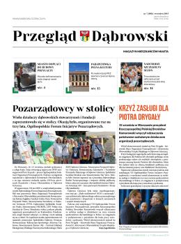 Przegląd Dąbrowski wrzesień 2014