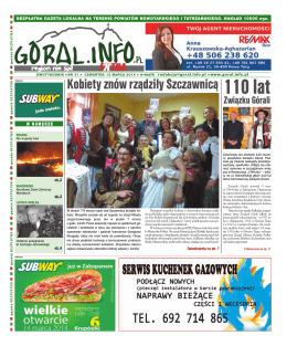 Nr 31/2014 - Goral info