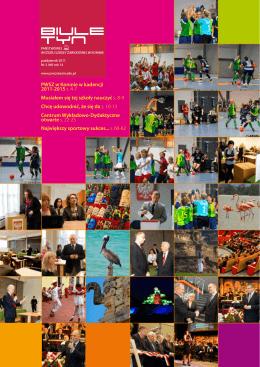Październik 2011 - Portal regionalny - Wirtualny Konin