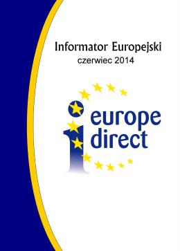 Informator Europejski – Czerwiec 2014 - Europe Direct Bielsko