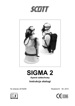 SIGMA 2 - Scott Safety