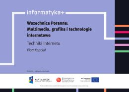 Techniki InternetuOkladka_zewn.indd