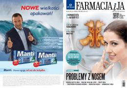 Wrzesień 2013 - Farmacja i Ja