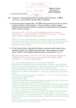 Obec Lozprno 23 -05- 2014