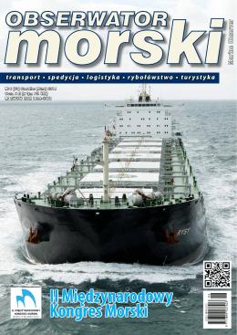 Obserwator Morski Nr 6 (73) Czerwiec (June) 2014