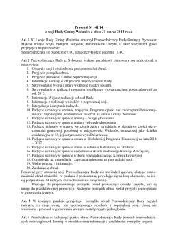 Protokół 35/05 - BIULETYN INFORMACJI PUBLICZNEJ Urząd