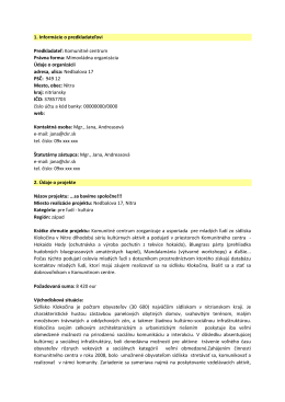 projekt (pdf 340 kB)