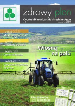 """Zdrowy plon"", nr 4, marzec-maj 2010"