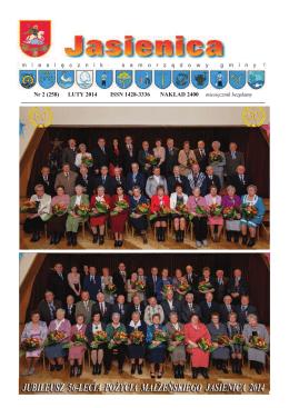 Luty 2014 - Gmina Jasienica