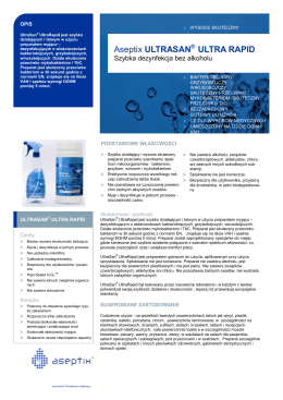 PDF__Aseptix UltraSan Ultra Rapid TPS arial