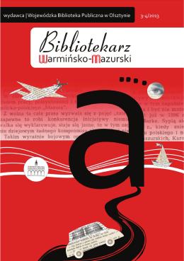 Nr 3/4 - Wojewódzka Biblioteka Publiczna w Olsztynie