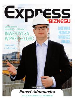 Express biznesu - Archiwum czasopism