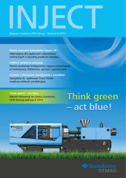 Think green - act blue