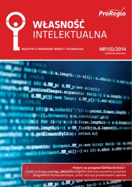 Własność Intelektualna 1/2014