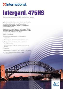 Intergard® 475HS