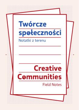Twórcze społeczności Creative Communities