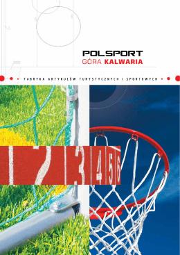 Katalog sprzętu sportowego ( PDF, 14.5MB).