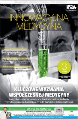 kluczowe wyzwania współczesnej medycyny