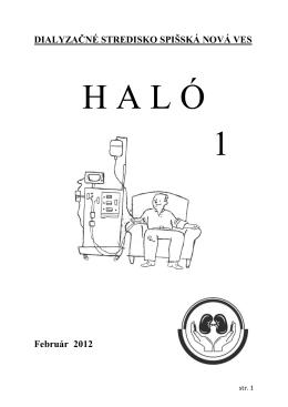 HALÓ 1