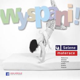 www.selene.pl Materace Stelaże Podgłówki Łóżka Kołdry Pościel