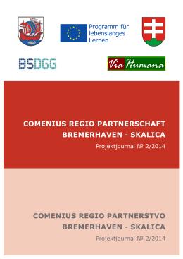 comenius regio partnerschaft bremerhaven - BSDGG