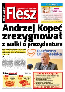 Flesz nr 12 - FLESZ Kędzierzyńsko