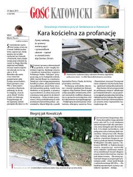 Gość Katowicki 30/2011 (pdf)