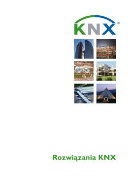 Rozwiązania KNX