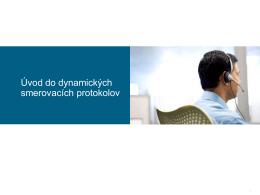 Dynamické smerovacie protokoly