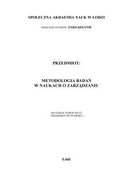 """Raport końcowy """"Badanie w zakresie wpływu inicjatyw"""